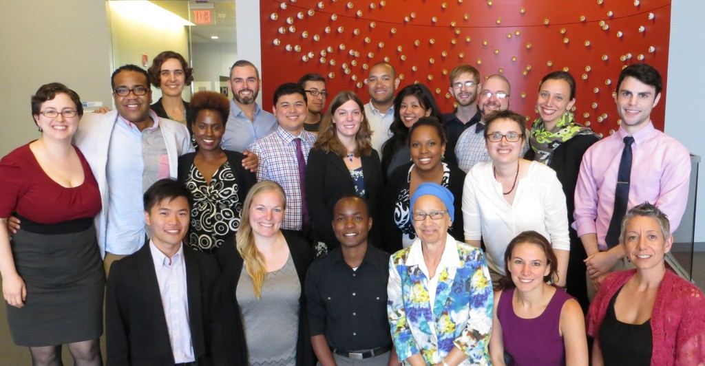 2014 Summer Institute in LGBT Pop Health - Final Day-1